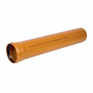 110 труба наружная 1,5 м (толщ.3.2мм)