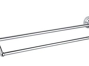 1409/L Полотенцедержатель 60 см двойной