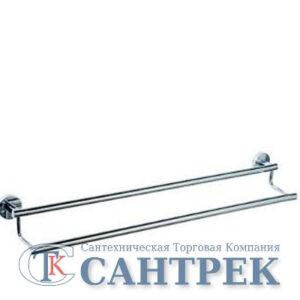 1709/L Полотенцедержатель 60 см двойной