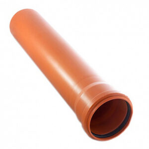 200 труба наружная 0.5 м (толщ.5.2мм)
