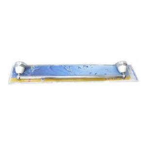 3601/L Полотенцедержатель (хром/керамика)