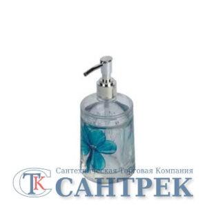 404/F Дозатор для жидкого мыла 0,5л пластмассовый