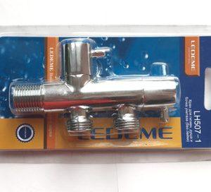 507-1LH Кран для гигиент душа и бачка унитаза (без лейки) LEDEME