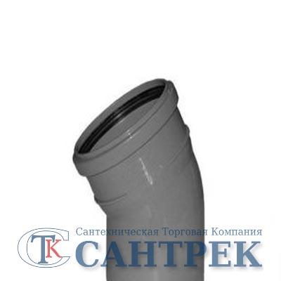 50 отвод угол 15 'ПОЛИТРОН' - 1