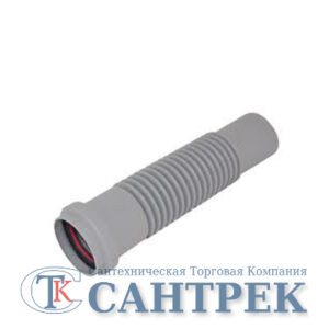 50 соединитель гибкий канализационный ОРИО (угол поворота 0-180') (СКГ-50)