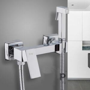 7504 Гигиенический душ Frap со смесителем (латунь-хром)