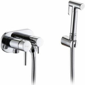 7508 Гигиенический душ со смесителем Frap, латунь-хром