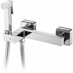7511 Гигиенический душ со смесителем Frap, латунь-хром
