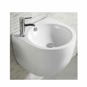 800-500 F Раковина для ванной подвесная 495Х485Х415 MELANA