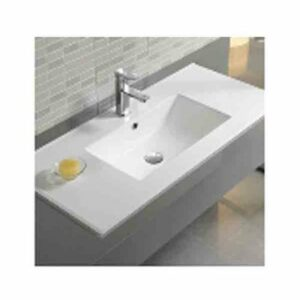 800-9120Е Раковина для ванной врезная 1205х463х175 хMELANA