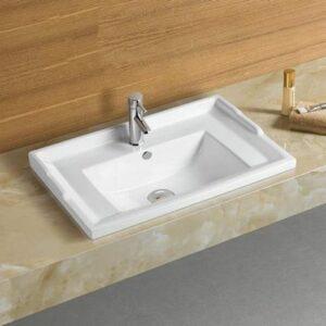 800-F90 Раковина для ванной MELANA
