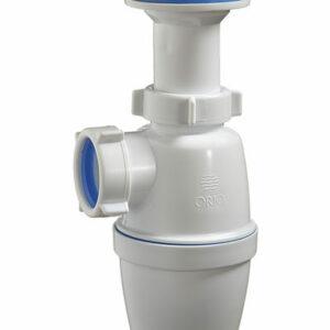 А-4002 Сифон бутылочный ОРИО 1 1/2' х 40 с литым выпуском