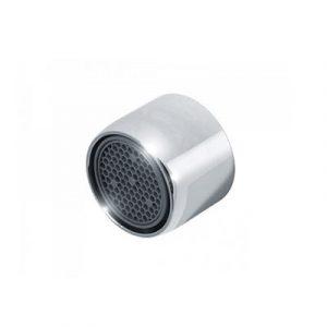 Аэратор Внешний - металл с сеткой D=22 хром ВАРИОН (06040020)