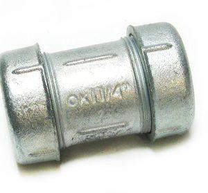 AGA Соединительная муфта OK 1 1/4' (двухстор.зажимная)