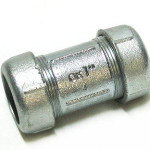 AGA Соединительная муфта OK 1' (двухстор.зажимная)