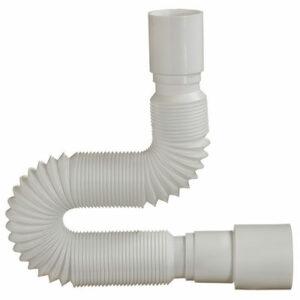 АС-10101 Гибкая труба (гофра) ОРИО 40-40/50 длина 850 мм без гайки