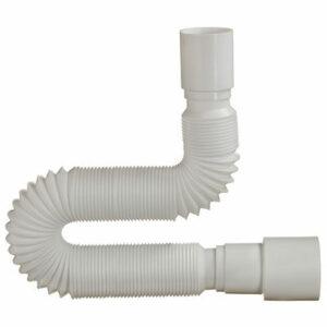 АС-10102 Гибкая труба (гофра) ОРИО 40-40/50 длина 1250 мм без гайки