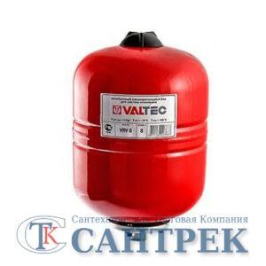 Бак расширительный VALTEC 8л. красный (VT.RV.060008)
