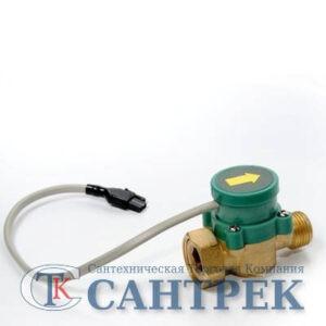 Датчик потока воды для насосов повыш давление