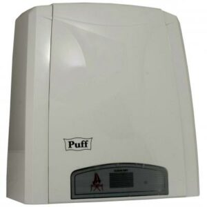 Электросушитель для рук Puff-8811А (1,5 кВт) белый