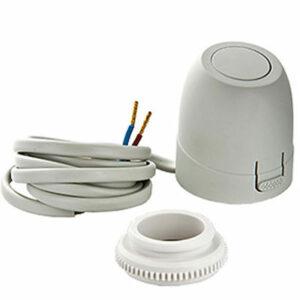 Электротермический сервопривод VALTEC, питание 220 В (норм. ЗАКР.) (VT.TE3040.0.220)