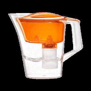 Фильтр-кувшин 'Барьер-Танго' (оранжевый с узором)