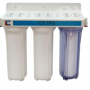 Фильтр магистр. СТК (рег.№468190) 3 ступени система под мойку с краном (NW-PR303)
