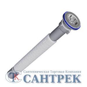 G214 Гофросифон Ани 1 1/4'*40 удлиненный