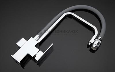 G4398-4 Cмеситель Кухня GAPPO d-35 с подключением фильтра питьевой воды (хром) - 1