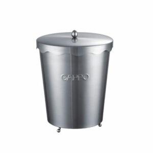 G701/F Ведро для мусора из нержавейки (7л)