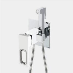 G7217-8 Гигиенический душ GAPPO встроенный (бел/хром)