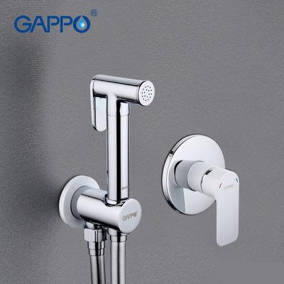 G7248 Гигиенический душ GAPPO встроенный (бел/хром) - 1