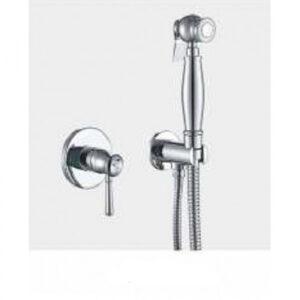 G7297 Гигиенический душ GAPPO встроенный с хрустальной ручкой (хром)