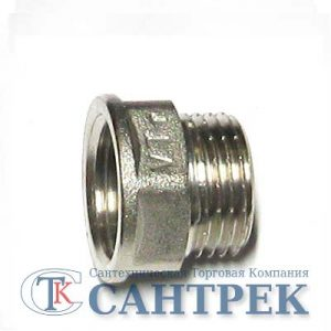 Гайка удлинительная 1/2' 1,0 см VALTEC (VT.197)
