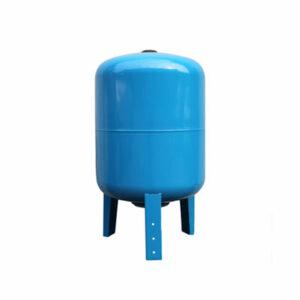 Гидроаккумулятор СТК 80л вертикальный, G1', синий