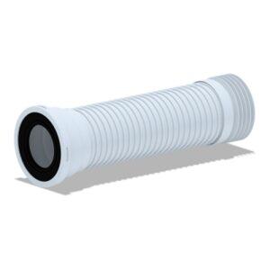 K518 Слив Ани для унитаза с пластиковой спиралью
