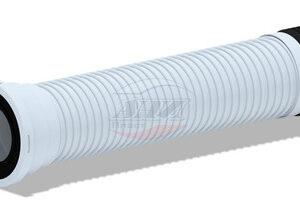 K528 Слив Ани для унитаза с пластиковой спиралью