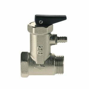 Клапан предохранит для бойлера с курком 1/2' RR 413 P