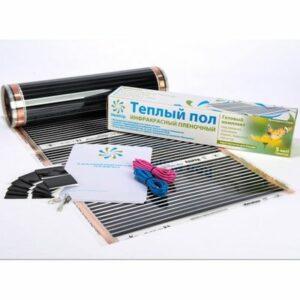 Комплект теплого пола HeatUp (ИФ пленка) 4 кв.м