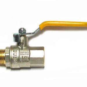 Кран газ 1/2 г/ш руч VALGAS (VT.272 №4)