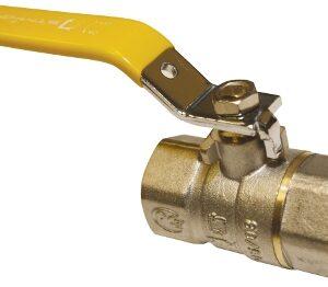Кран шар. ГАЗОВЫЙ STM-GAS 1' г/г руч