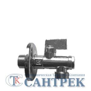 Кран угловой JIF 1/2х1/2 ш/ш фильтр+ отражатель (262)