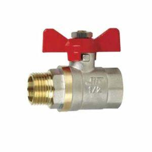 Кран вода JIF 1/2' г/ш баб (355)
