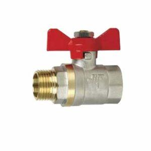 Кран вода JIF 1' г/ш баб (355)