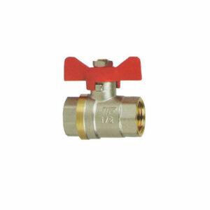 Кран вода JIF 3/4' г/г баб (354)
