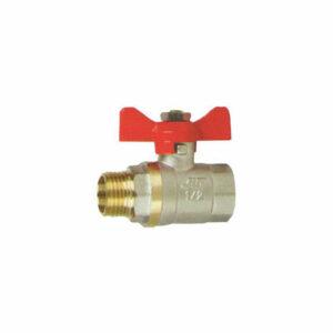 Кран вода JIF 3/4' г/ш баб (355)