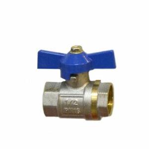 Кран вода LDM 1/2' г/г баб