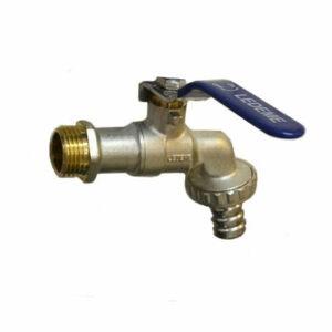 Кран вода LDM 1/2' руч с носиком