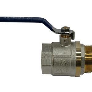 Кран вода LDM 1 1/4' г/ш руч
