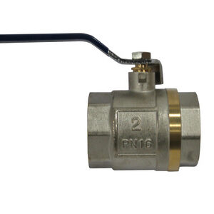 Кран вода LDM 2' г/г руч
